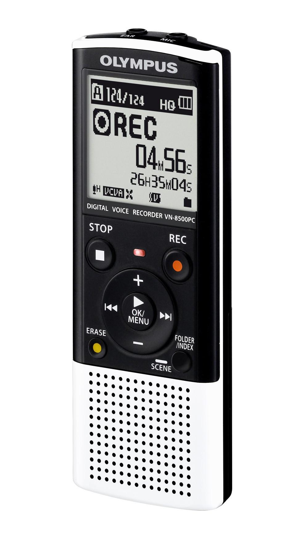 97e8f113932 Olympus VN-8500PC diktafon