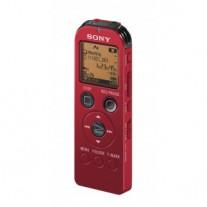 Sony ICD-UX522 diktafon Rød