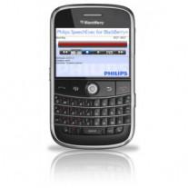 Philips SpeechExec Enterprise dictation recorder til Blackberry