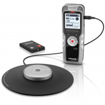 Philips DVT7000 diktafon med 360° mikrofon