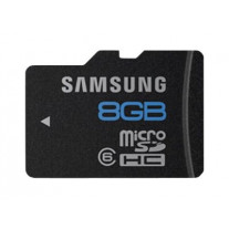 SAMSUNG MICRO SD KORT 8 GB CLASS 6