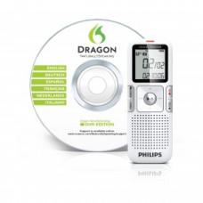 Philips LFH0625/00 diktafon med clear voice tale til tekst