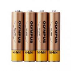 Olympys BR 401 batterier Ni-MH batterier med lang levetid