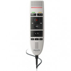 Philips LFH3300 SpeechMike III Stregkode og tryk knap Integrator Version