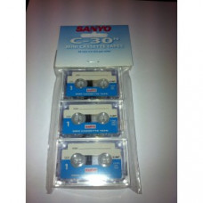 Sanyo C-30n Mini cassette 3 pak