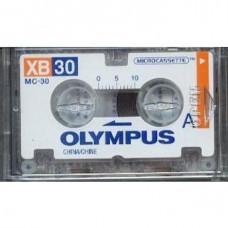 Olympus XB30 Mikro cassette 2 stks pakke