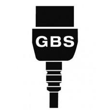 Kabel til Grundig høretelefoner GBS (passer til alle Grundig kassettemaskiner)