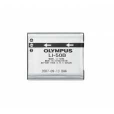 Olympus LI-50B genopladeligt batteri