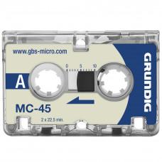 Grundig MC 45 mikrokassette