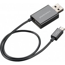 Micro USB ladekabel 2-i-1
