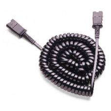 Plantronics QD forlænger spiral-kabel 3 mtr