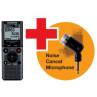 Olympus VN-711PC diktafon + ME-52 Noise cancel microphone