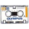 Olympus XB-60 NP-3 microcassette