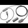 Plantronics Y-adapter trænerkabel