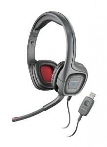 Plantronics Audio 655 USB - Digital headset med høj ydeevne