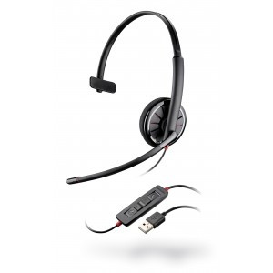Plantronics Blackwire C310 mono USB headset