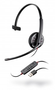 Plantronics Blackwire C310 mono USB headset
