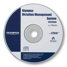 Olympus Dictation Management System R6(ODMS) for Administrators