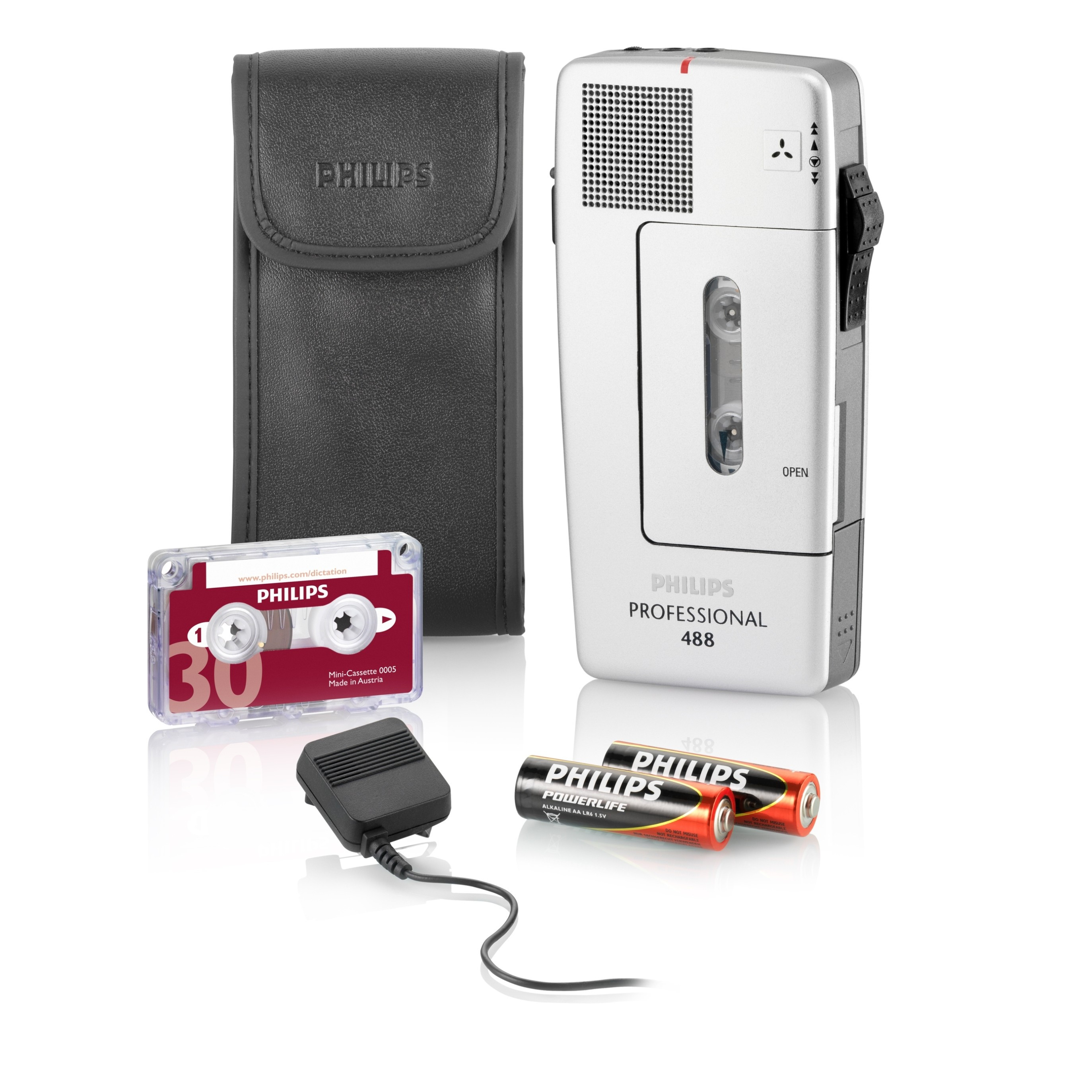 Philips LFH 488 Pocket Memo