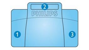 Philips 2210 Fodkontrol