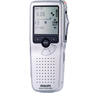 Philips LFH 9380 Pocket memo