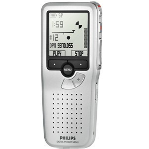 Philips LFH 9370 Pocket memo