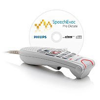 Philips LFH 7274 Speech Mike II Exec Pro