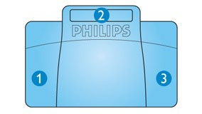 Philips LFH 2310 Fodkontrol