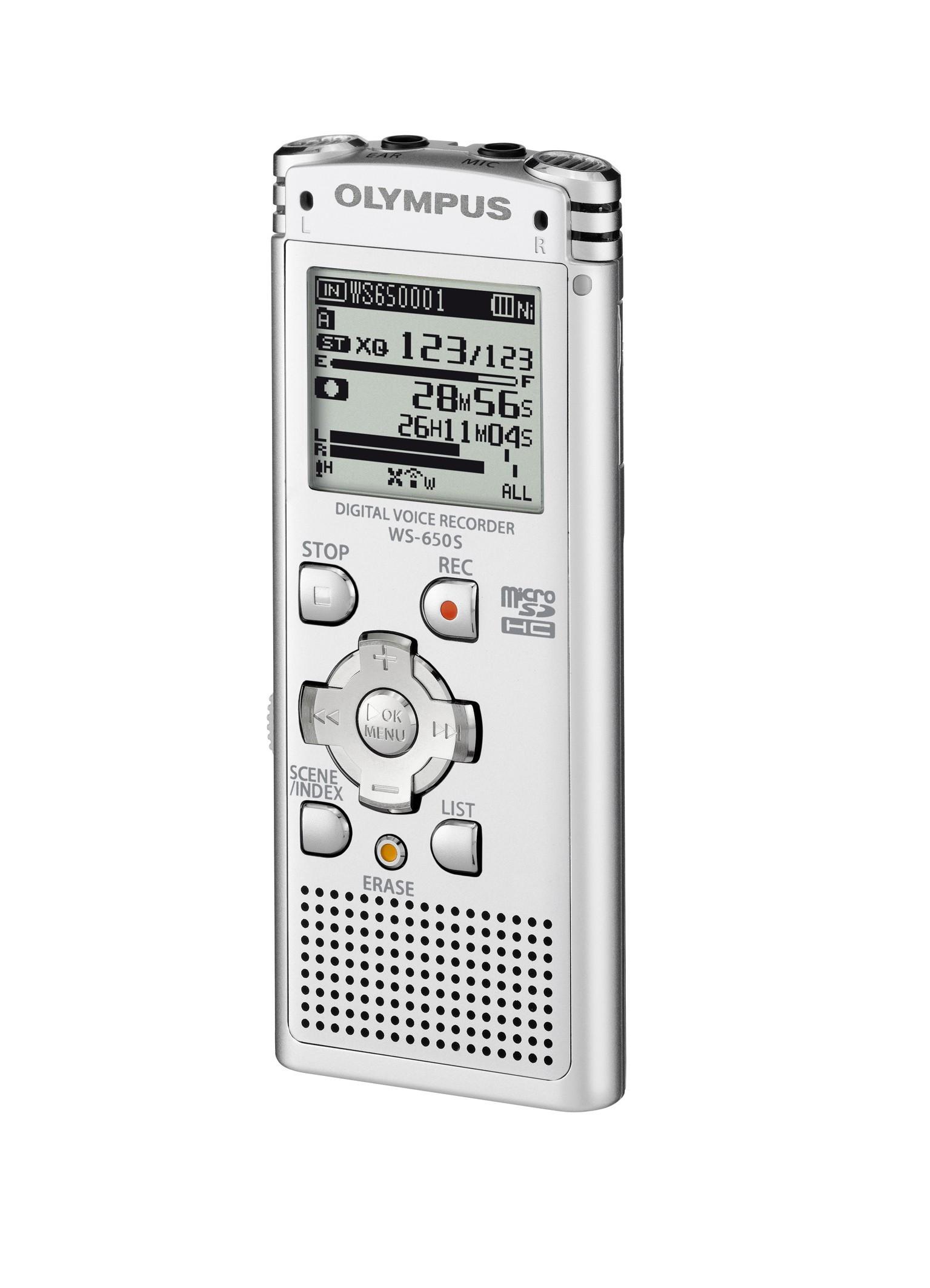 Olympus WS-650S Diktafon