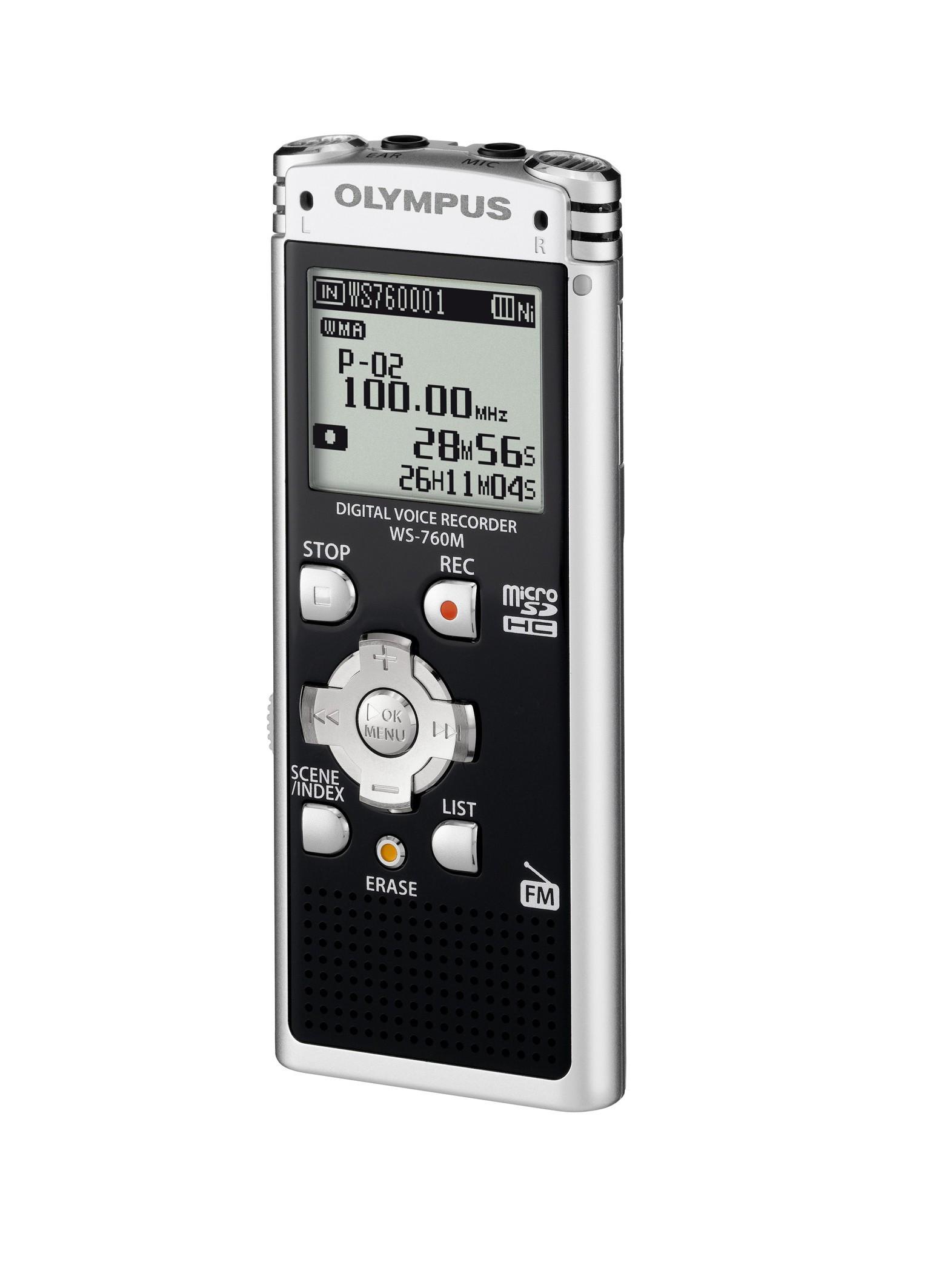 Olympus WS-760M Diktafon