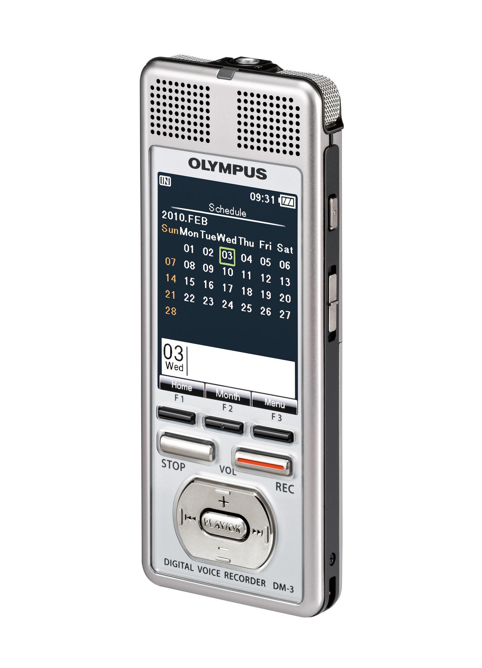 Olympus DM-3 Diktafon