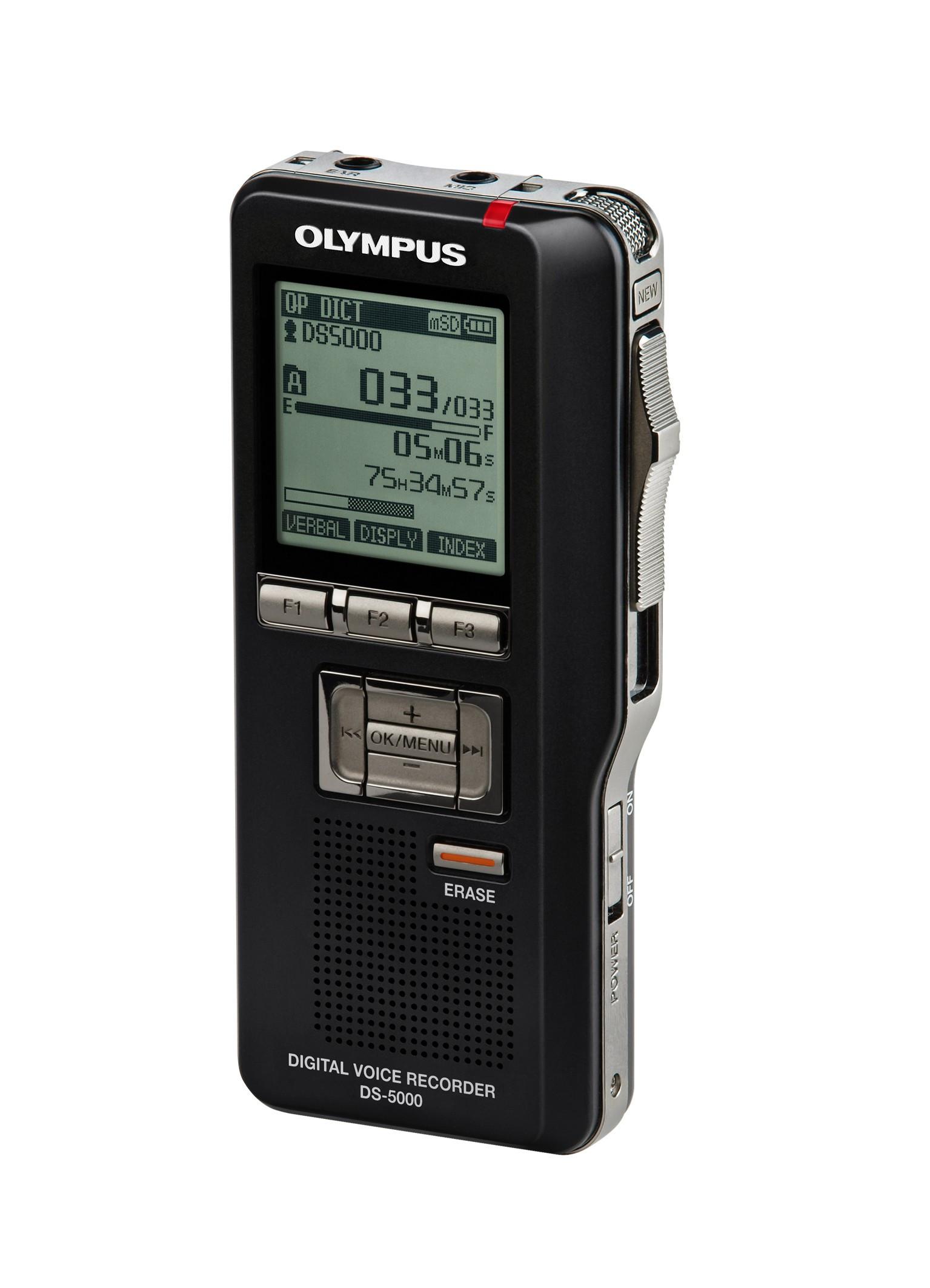 Olympus DS-5000 diktermaskine
