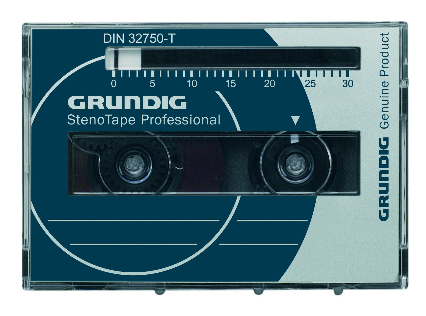Grundig C 30 Stenokassette