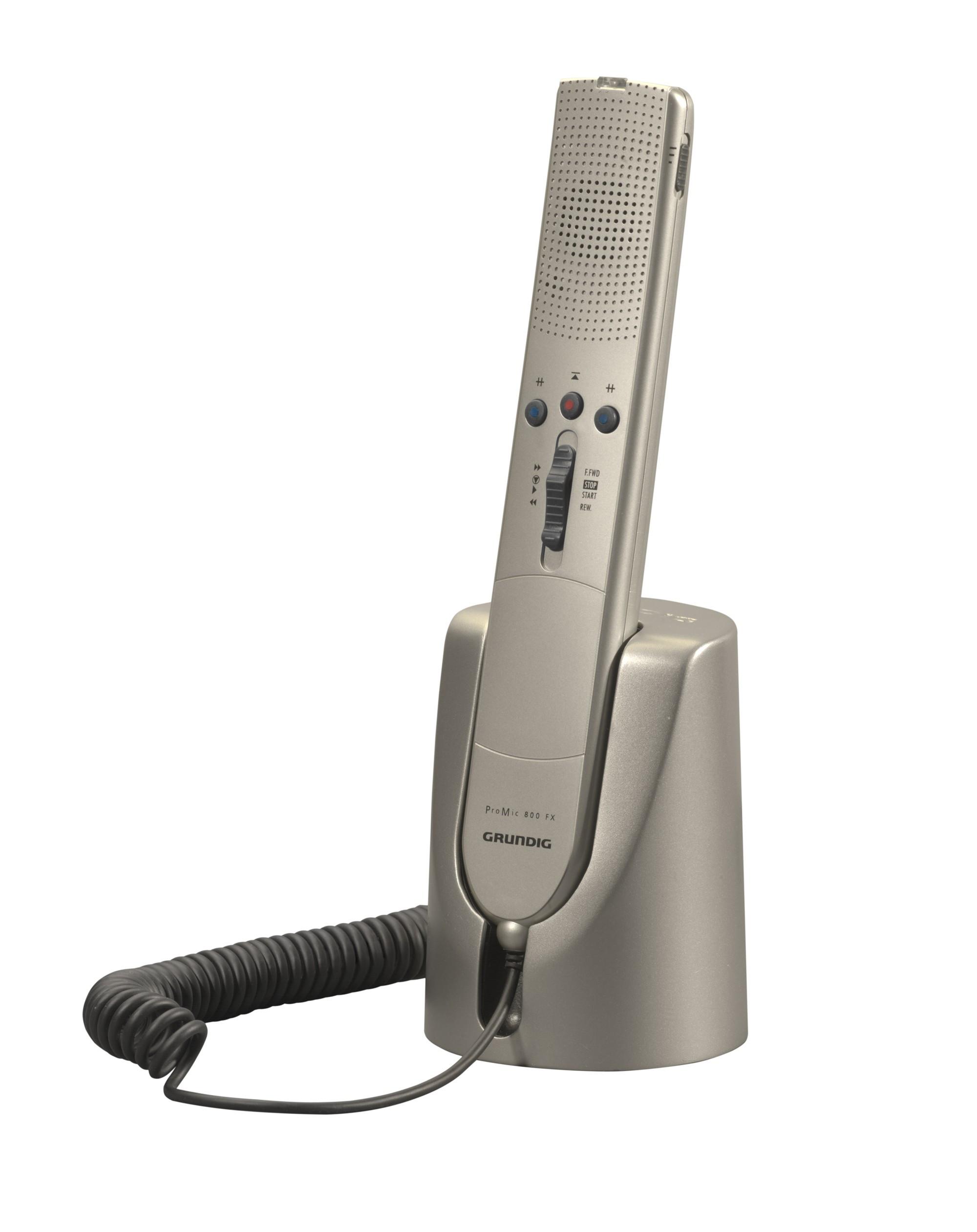 Grundig 800 FX mikrofon