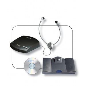 Grundig Digta Transcription Premium Kit 830