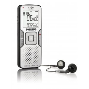 Philips LFH0865 Voice Tracer digital diktafon