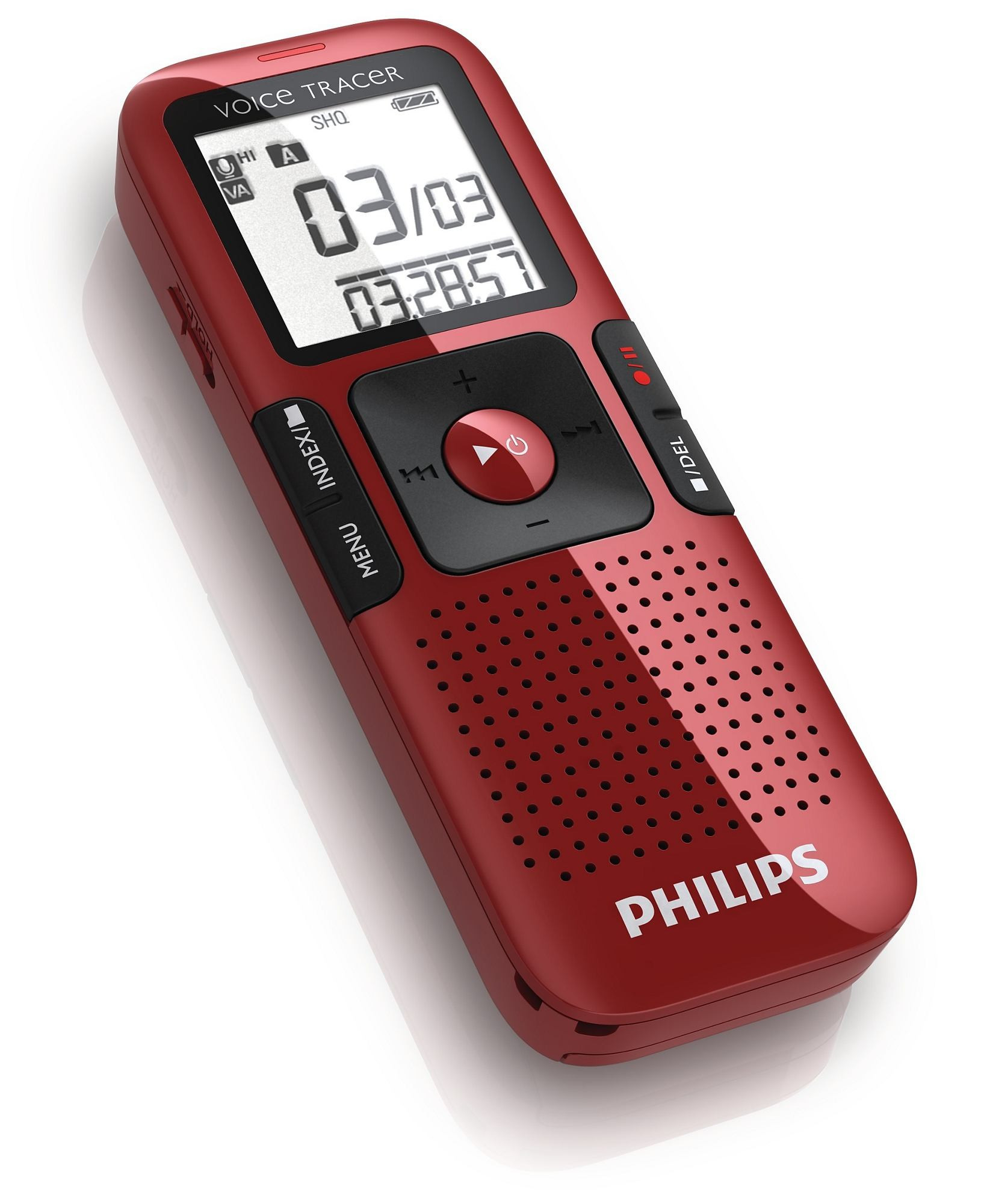 Philips LFH0648 Voice Tracer digital diktafon
