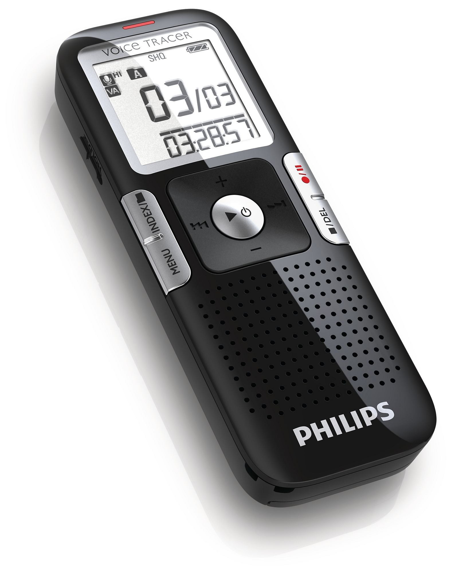 Philips LFH0645 Voice Tracer digital diktafon