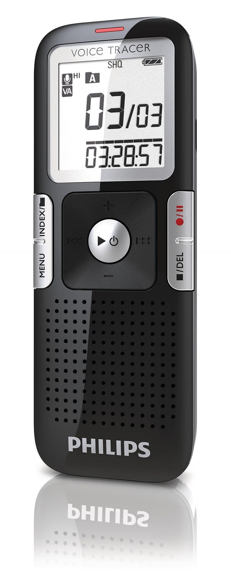 Philips LFH0645 Voice Tracer digital diktafon