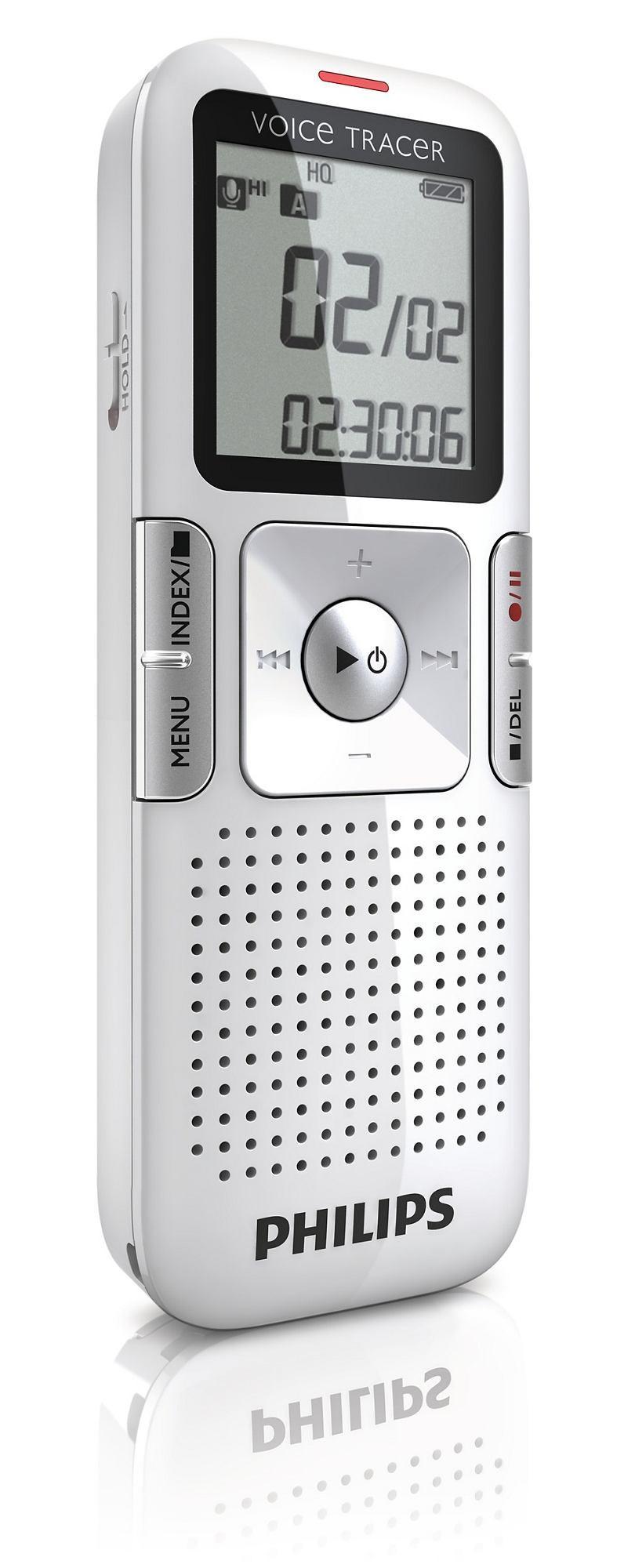 Philips LFH0615 Voice Tracer digital diktafon