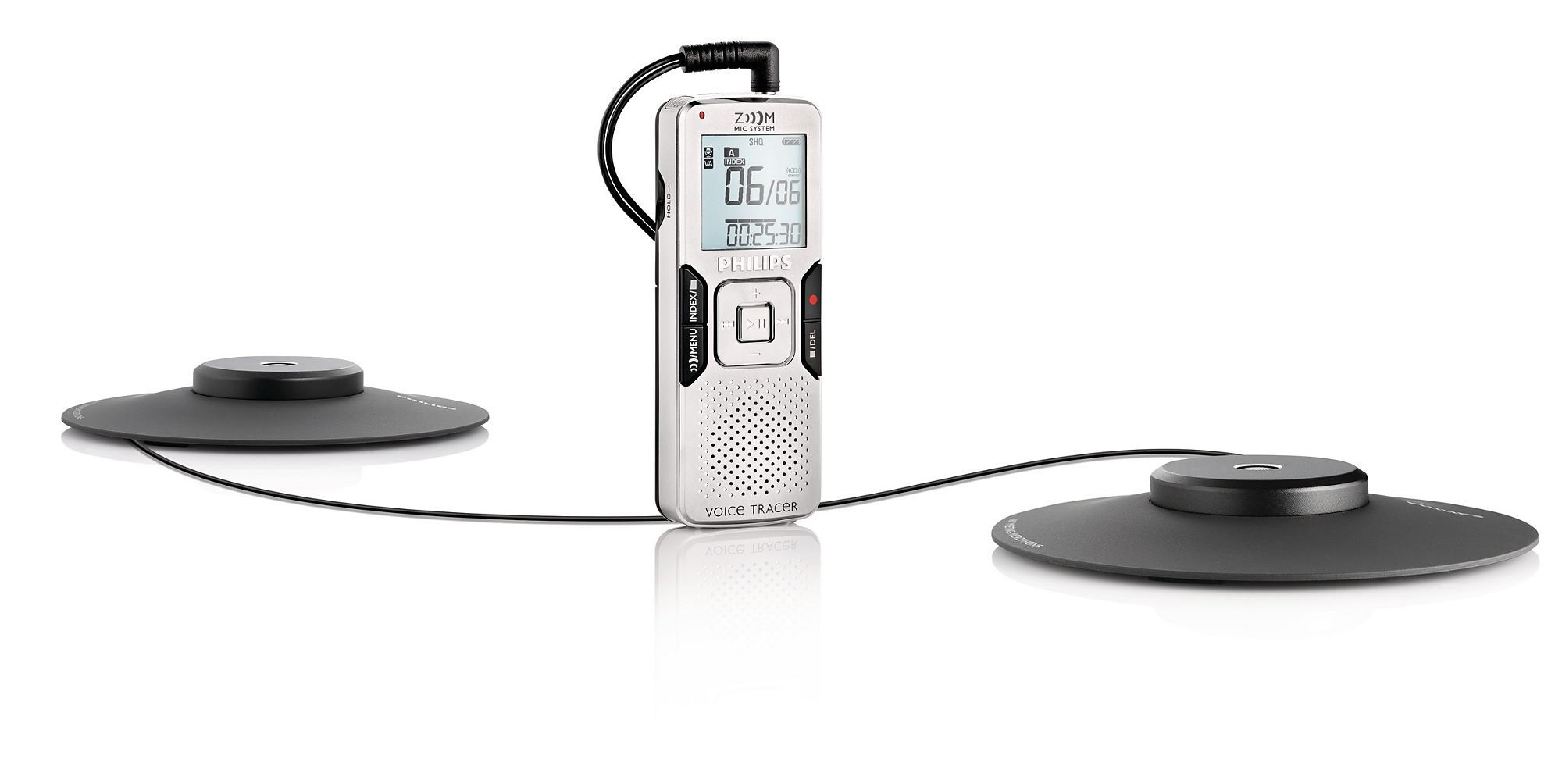 Philips LFH0898 Voice Tracer digital diktafon
