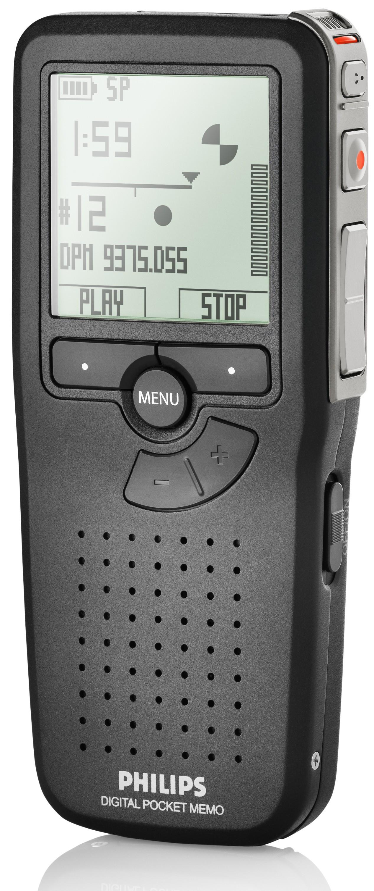 Philips LFH9375 Diktafon - Pocket Memo