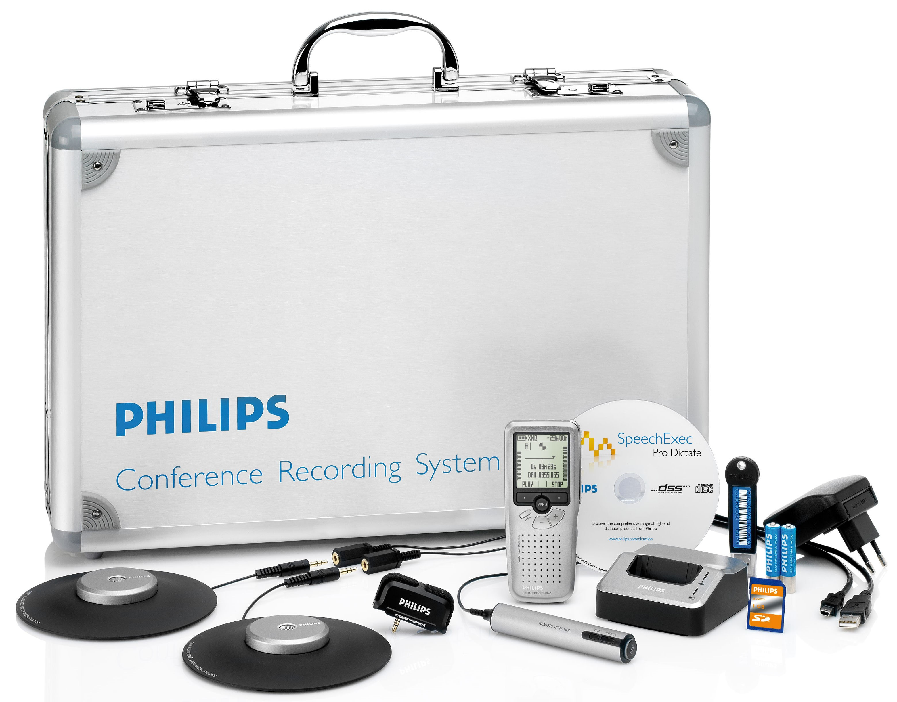 Philips LFH955 Konference optagesystem