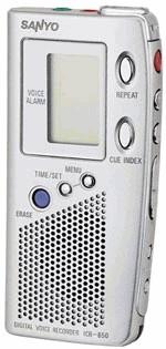 Sanyo ICR-B50 diktafon