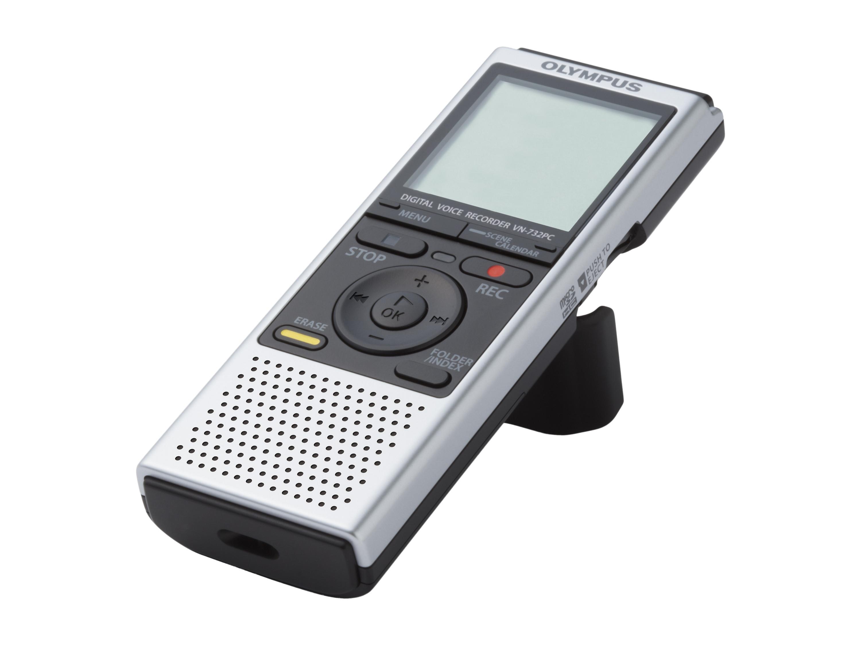 Olympus VN-732PC diktafon med ME-51S stereo mikrofon