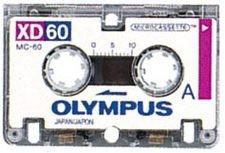 *Udgået*Olympus XD-60 microcassette