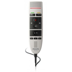 Philips LFH3205 SpeechMike III Exec Pro med SpeechExec Pro Dictate