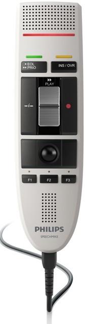 Philips LFH3225 SpeechMike Exec Classic PHI med SpeechExec Pro Dictate