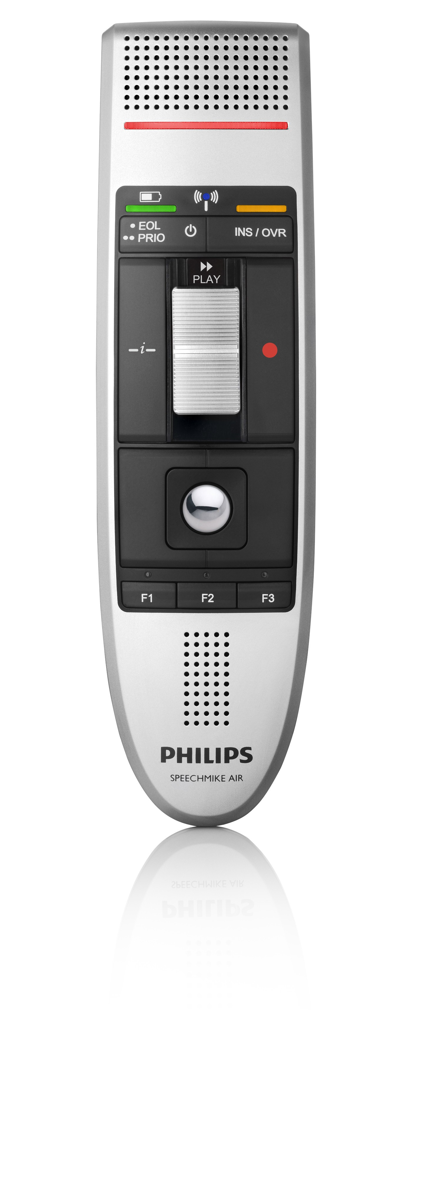 Philips LFH3020 SpeechMike Air Slider PHI Integrator Version