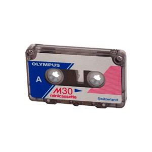 Olympus M30 mini cassette 3 stk. i pakke
